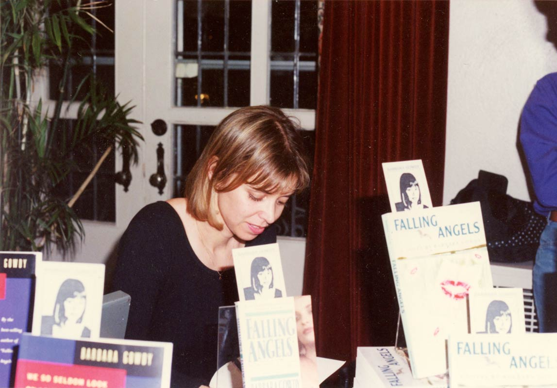 Book Signing 1992